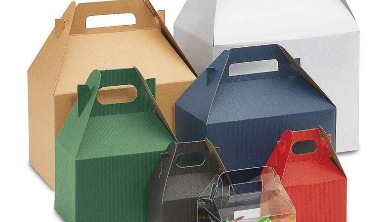 gable shipping boxes