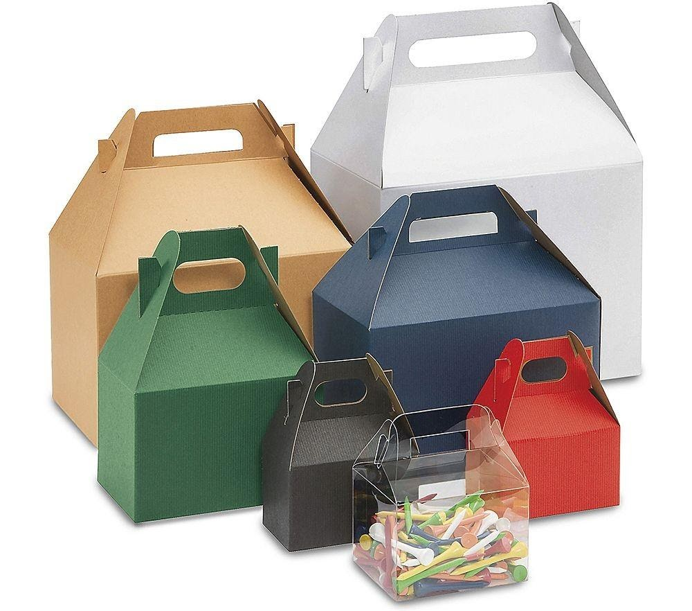 WHAT ARE THE FEATURES OF THE GABLE SHIPPING BOXES?