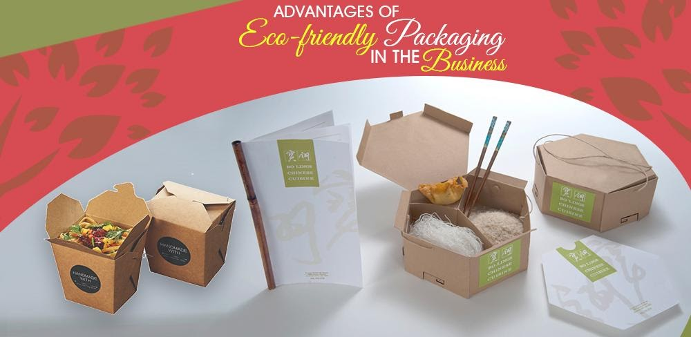 Advantages of Eco-friendly Packaging in the Business